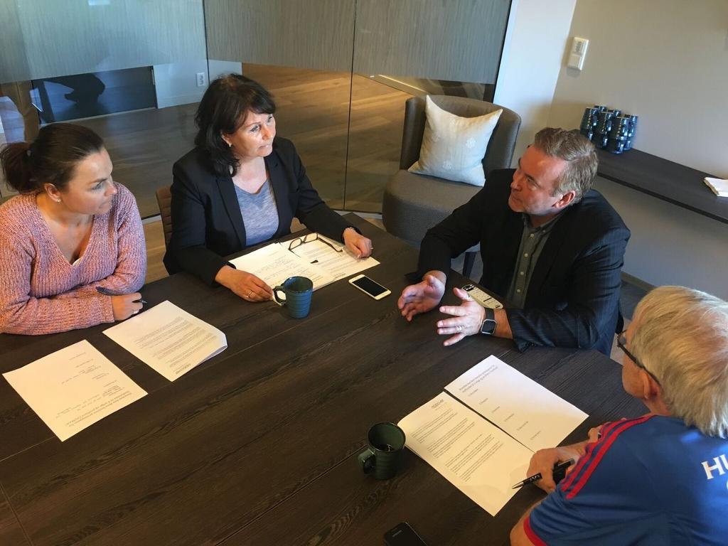 Bedrifter som trener på kommunikasjon oppnår bedre dialog med kollegaer og kunder